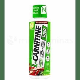 L carnitina 3000 líquida Nutrakey