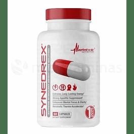Synedrex Extreme Quemador Estimulante Metabolic