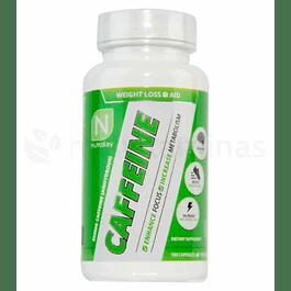 Caffeine 200 mg Nutrakey