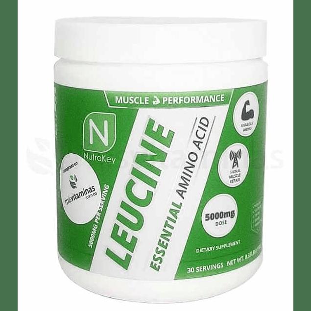 Leucine Essential Amino Acid 5000 mg Nutrakey
