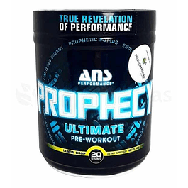 Prophecy ultimate Pre entreno Ans Performance