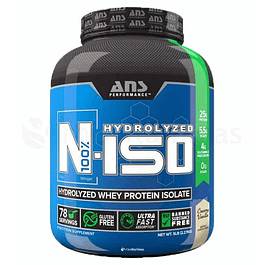 N ISO 100 Hydrolyzed Whey Protein Isolate ANS