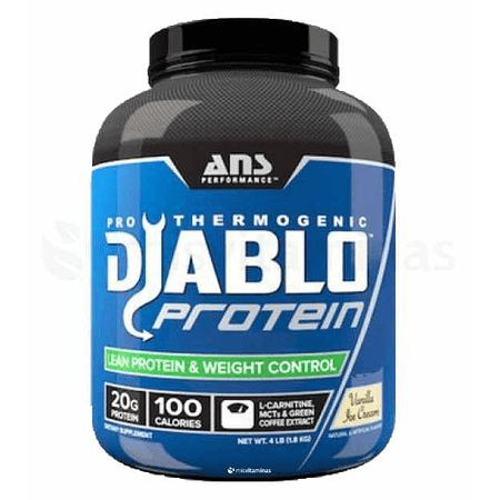 Diablo Protein Pro Thermogenic
