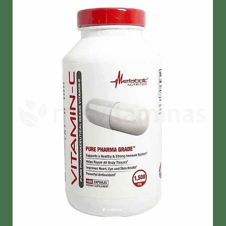 Vitamina C 1500 mg Metabolic