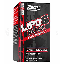 Lipo6 Black Ultra concentrate