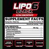 Lipo6 Black Ultra concentrate