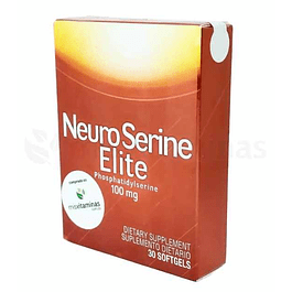 Neuro Serine Elite  Phosphatidylserine 100 mg