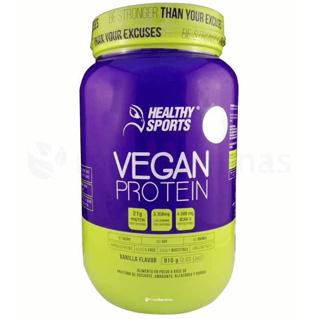 Vegan Protein Healthy Sports