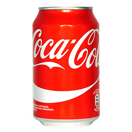 LATA 350 CC. COCACOLA NORMAL