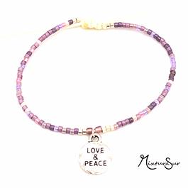 Pulsera Love&Peace