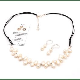 Conjunto Perlas de Rio