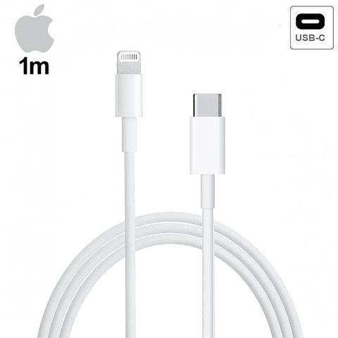 Cable Lightning a usb-C (1m) Certificado