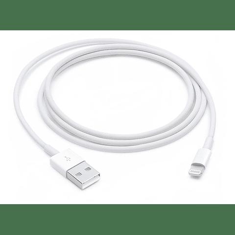 Cable Lightning (2m) Certificado