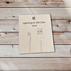 Cable Lightning (2m)