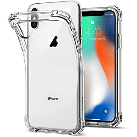 Carcasa iPhone X/Xs Transparente