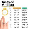 Anillo Hojas