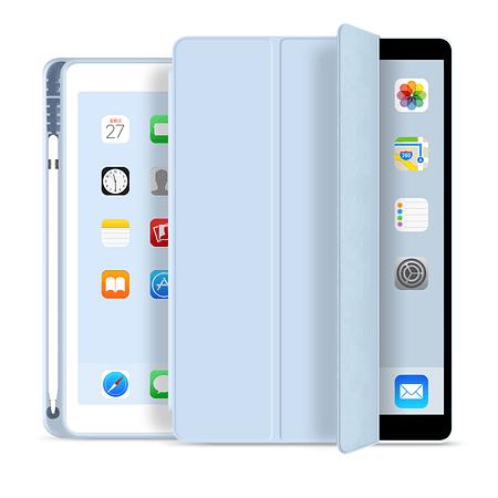 """iPad 9.7"""" (5º y 6º generación / Pro) - Funda Ranura Apple Pencil"""