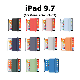 "iPad 9,7"" (5º y 6º generación / Pro) - Funda Ranura Apple Pencil"