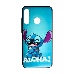 Carcasa P30 Lite Stitch Aloha