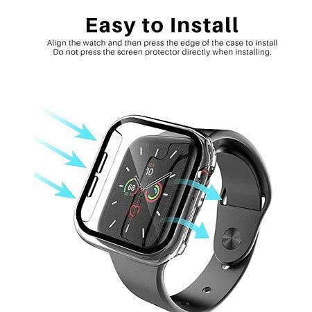 Carcasa Apple Watch Transparente
