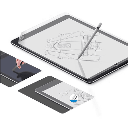 "Lámina Paper Like iPad 10.2"" (7ma./8va. Gen)"