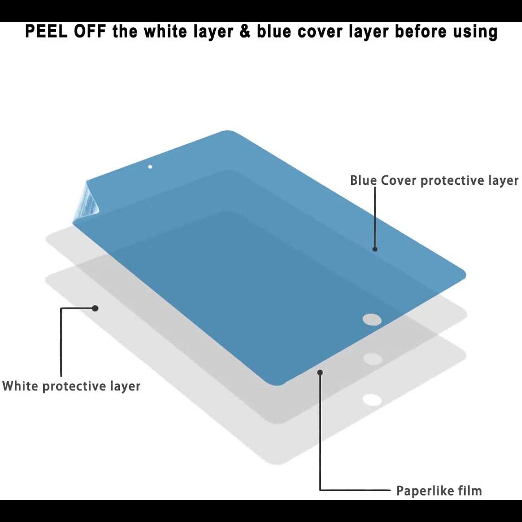 Lámina Paper Like iPad Pro 12.9