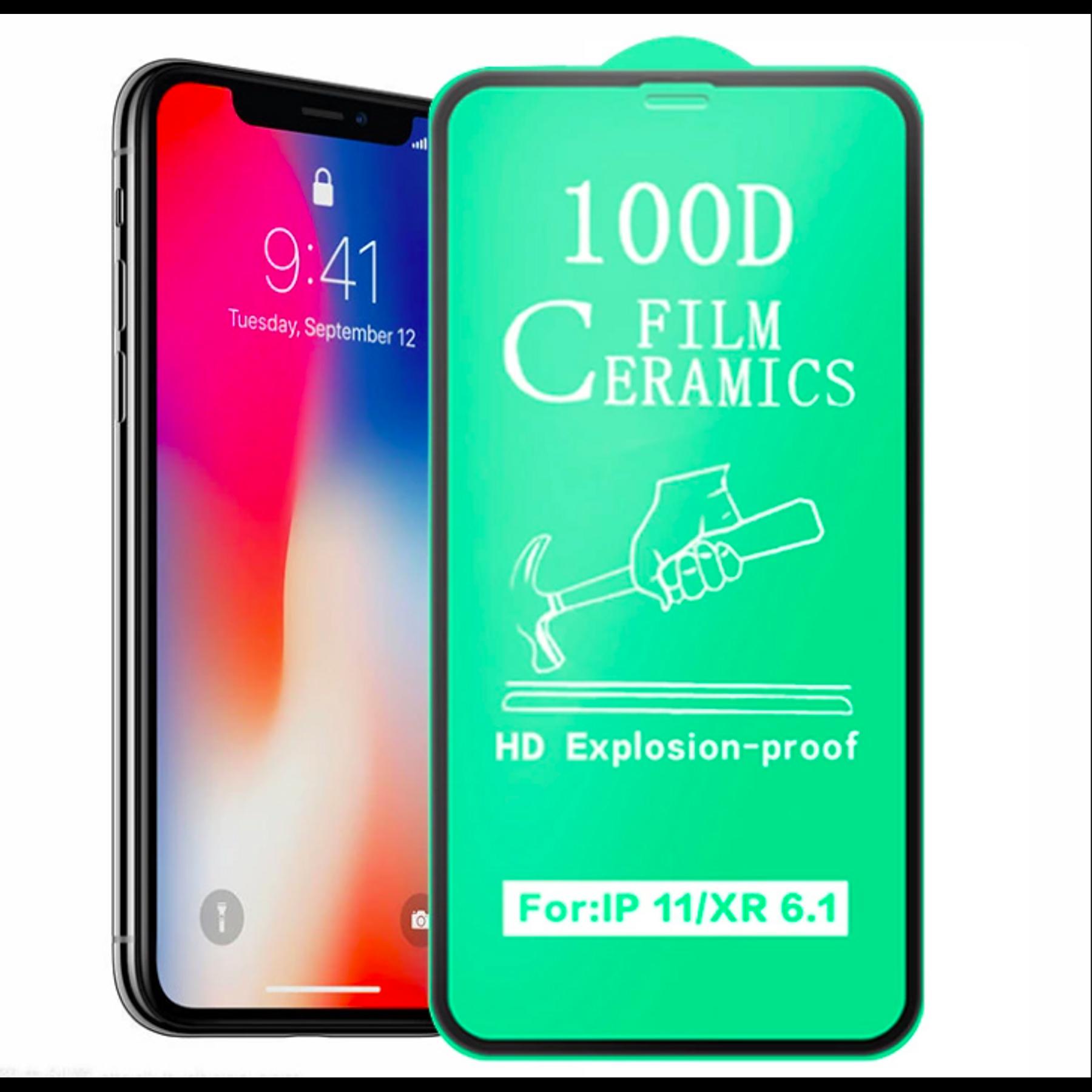 Lámina de Cerámica - iPhone 11 / XR
