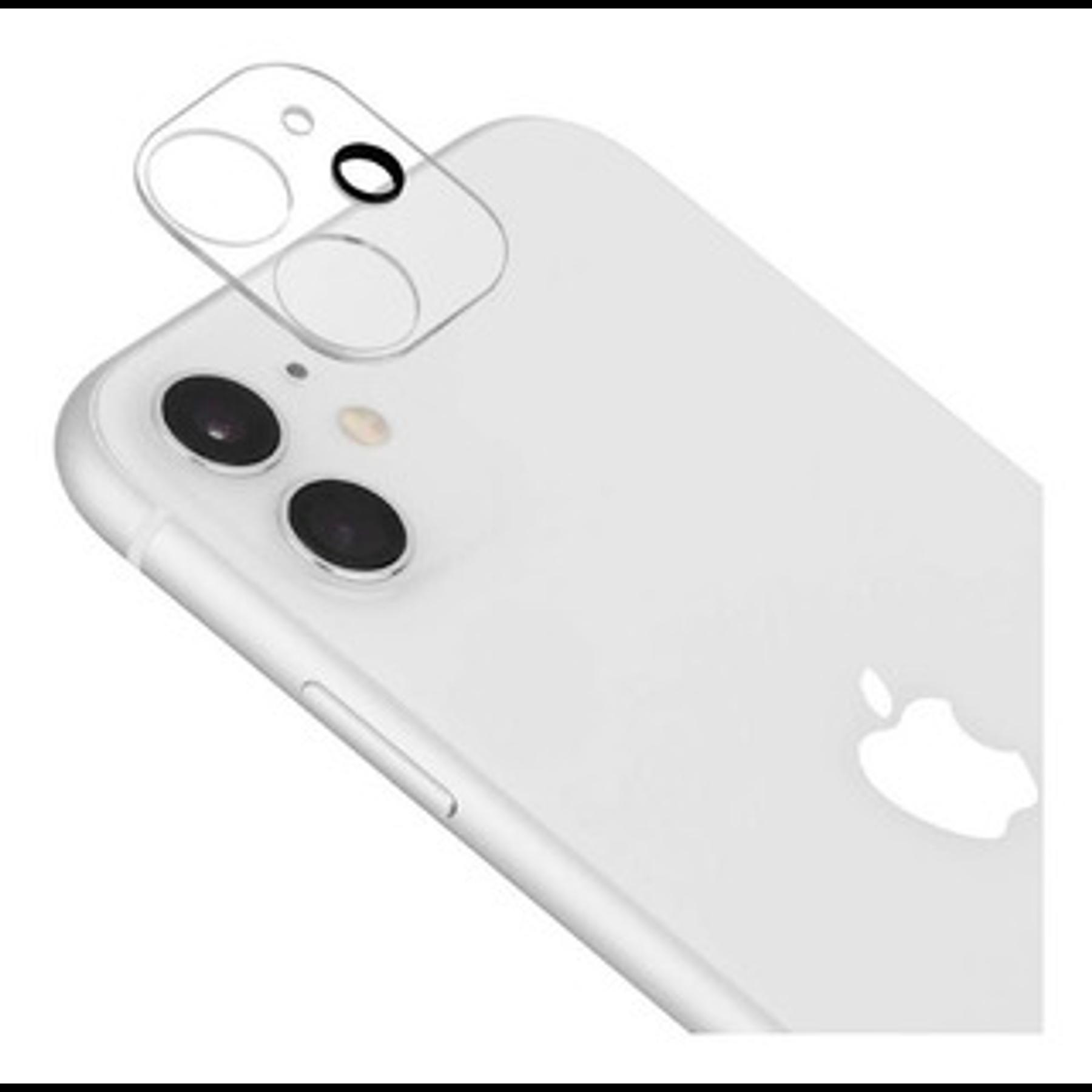 iPhone 11 - Vidrio Templado Camara Trasera