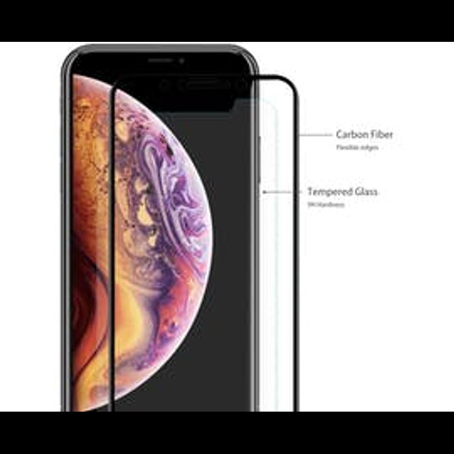 iPhone 12 - iPhone 12 Pro - Lámina Vidrio Templado Completa