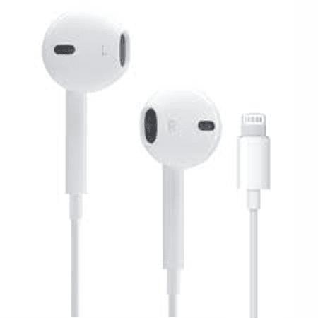 Audífonos EarPods Lightning (Sin conexión Bluetooth)