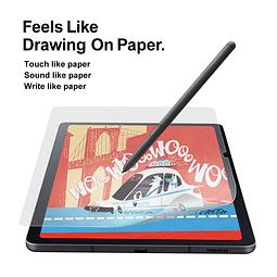 Lámina Paper Like Samsung Tab S6 Lite (VUELVE ENTRE LA SEMANA DEL 10 o 17 DE MAYO)