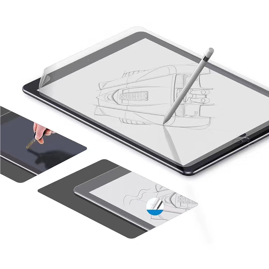 Lámina Paper Like iPad Mini 4 y 5 Generación