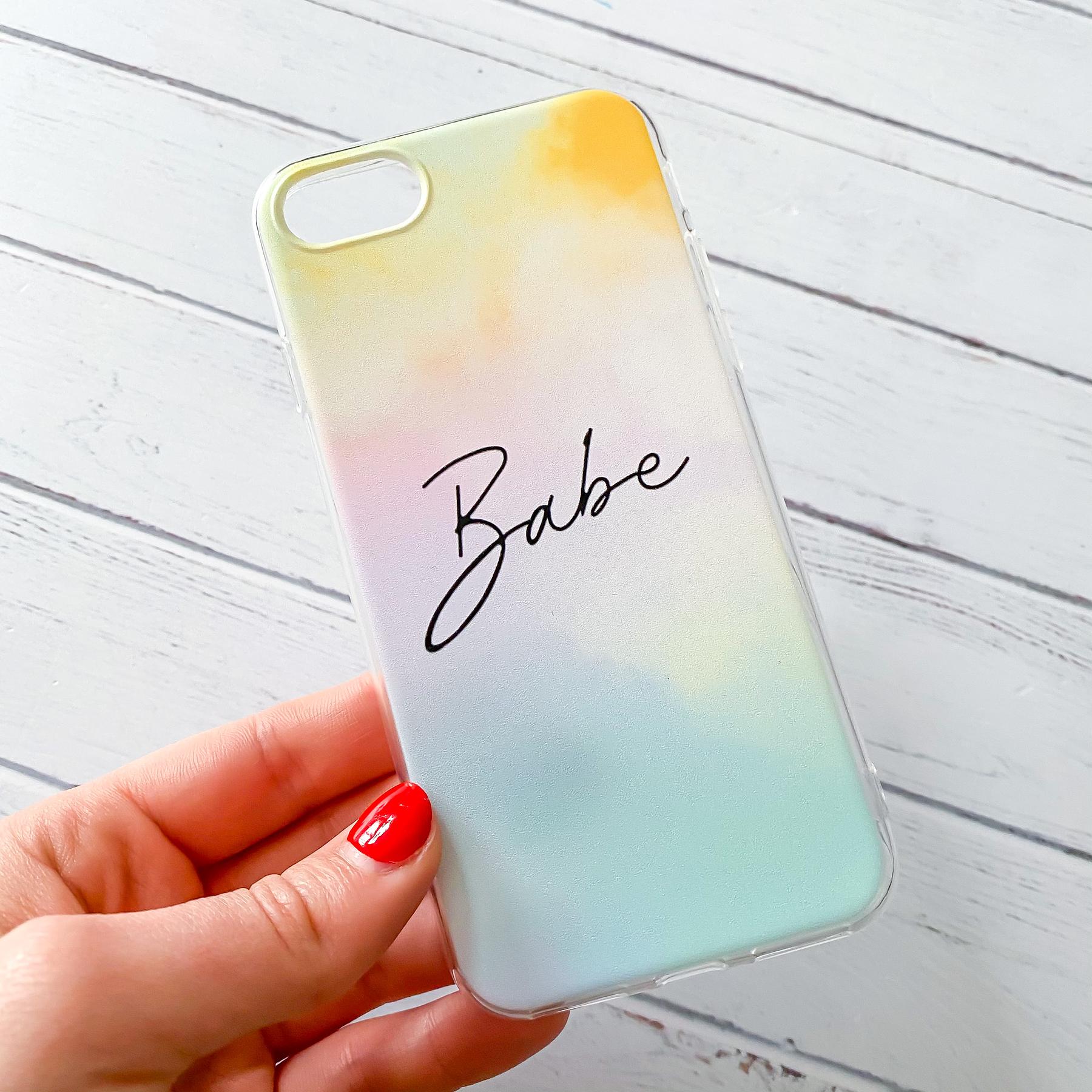 Carcasa iPhone  XR - Babe