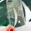 Carcasa iPhone XR- Mapa Mundi