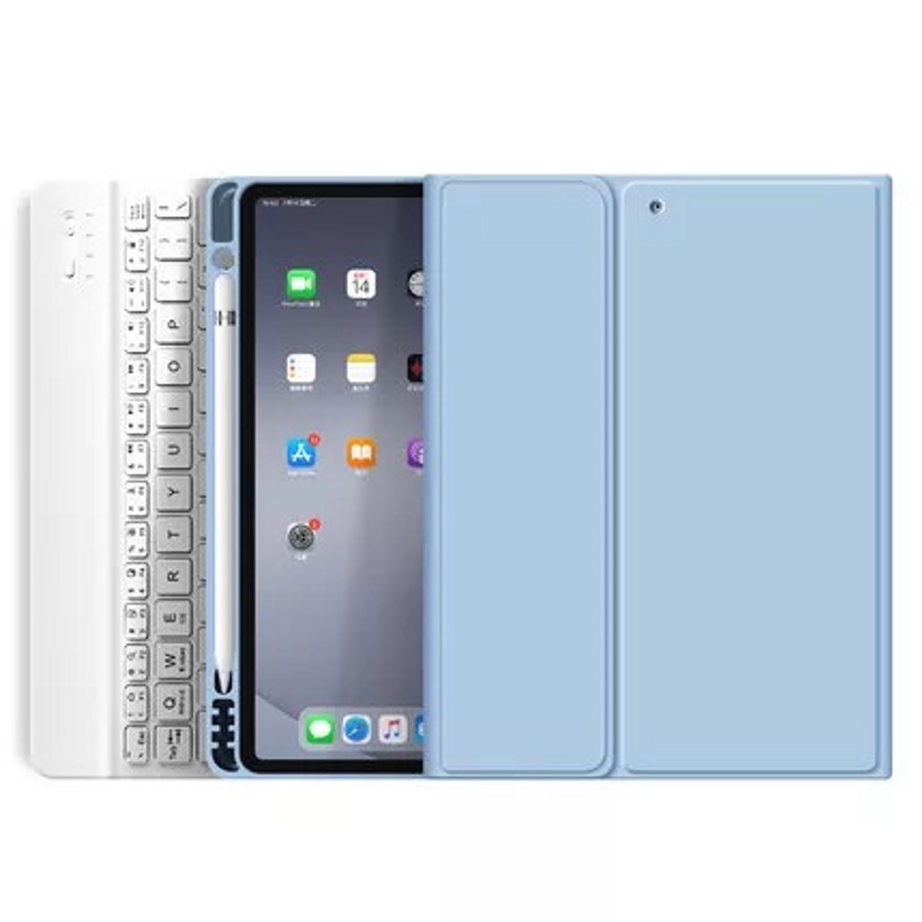 Funda + Teclado iPad Pro 11