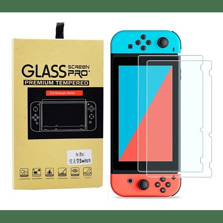 Nintendo Switch - Lámina de Vidrio templado + repuesto