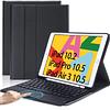 Funda + Teclado y Touchpad (mouse) iPad 10,2 / 10,5