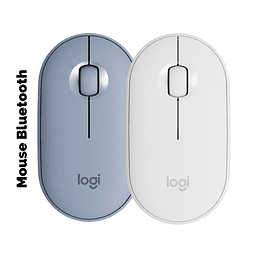 Mouse Bluetooth Logitech Pebble M350