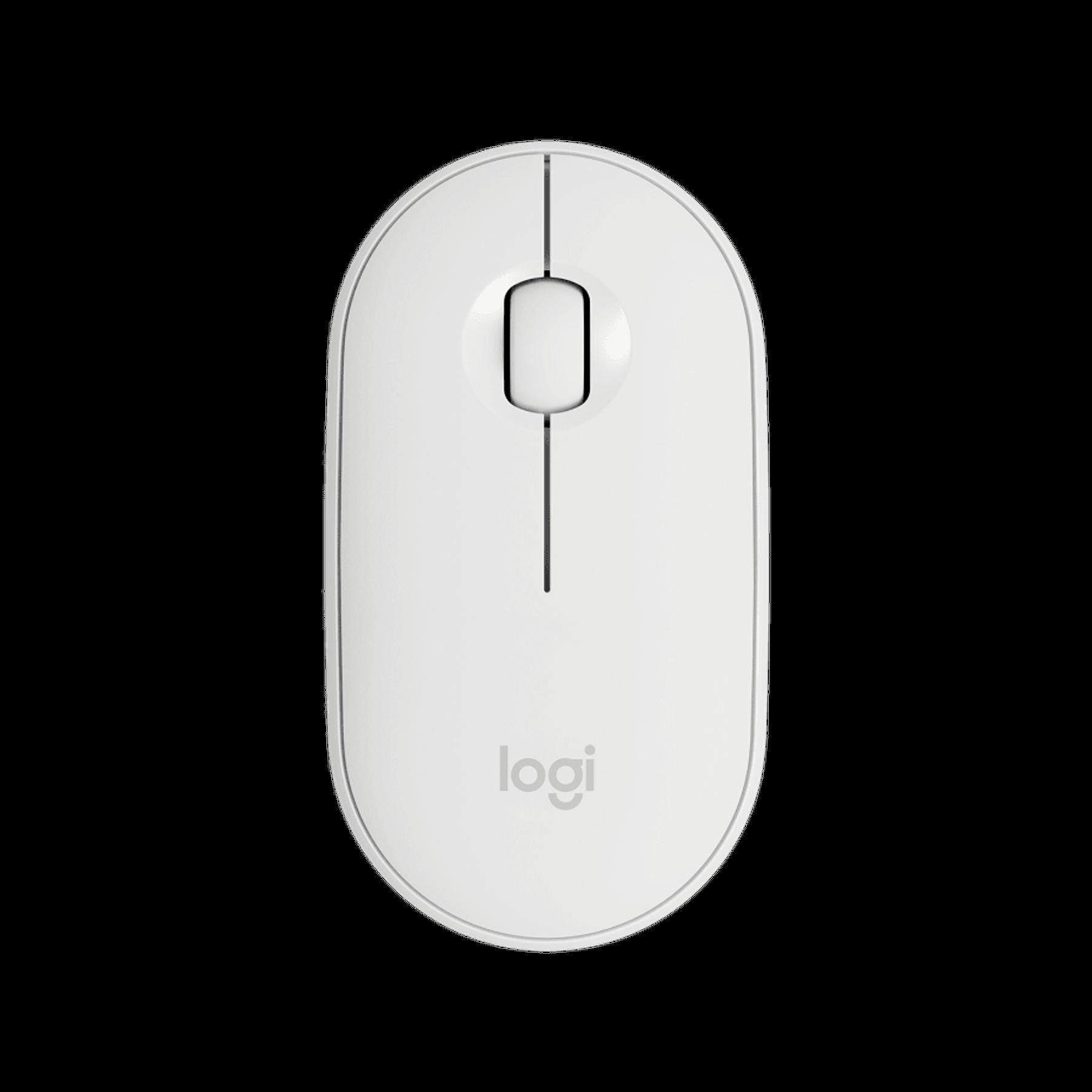 Mouse Bluetooth Logitech Pebble M350
