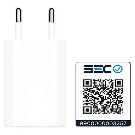 Adaptador USB 5W Certificado
