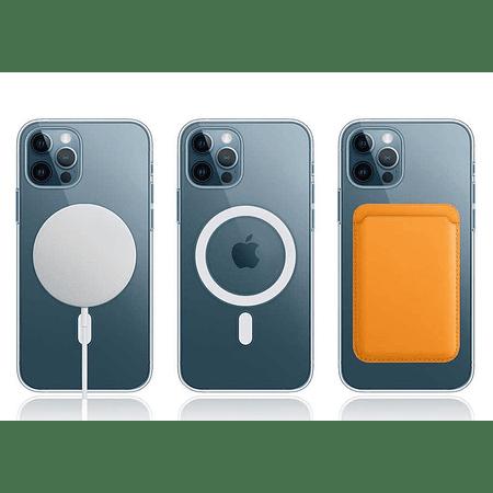 iPhone 11 - Carcasa Transparente con Magsafe