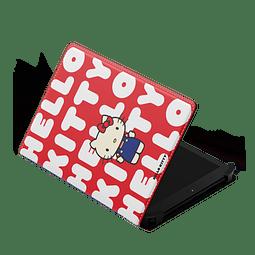 "Funda Universal Tablet 7/8"" - Hello Kitty Letras"