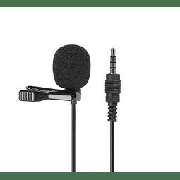 Micrófono Auxiliar 3.5 - Lavalier