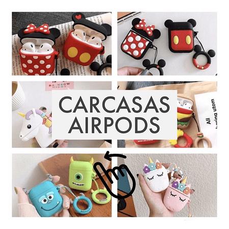 Carcasas AirPods 1/2 Figuras