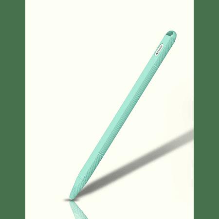 Protector Apple Pencil 2da Generación - Celeste