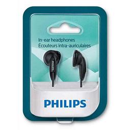 Audífonos Philips Negro