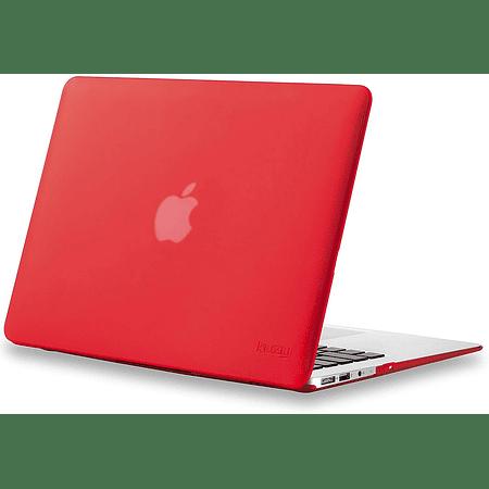 """Carcasa MacBook Air 13.3"""" (Modelo: A1369/A1466) - Rojo"""