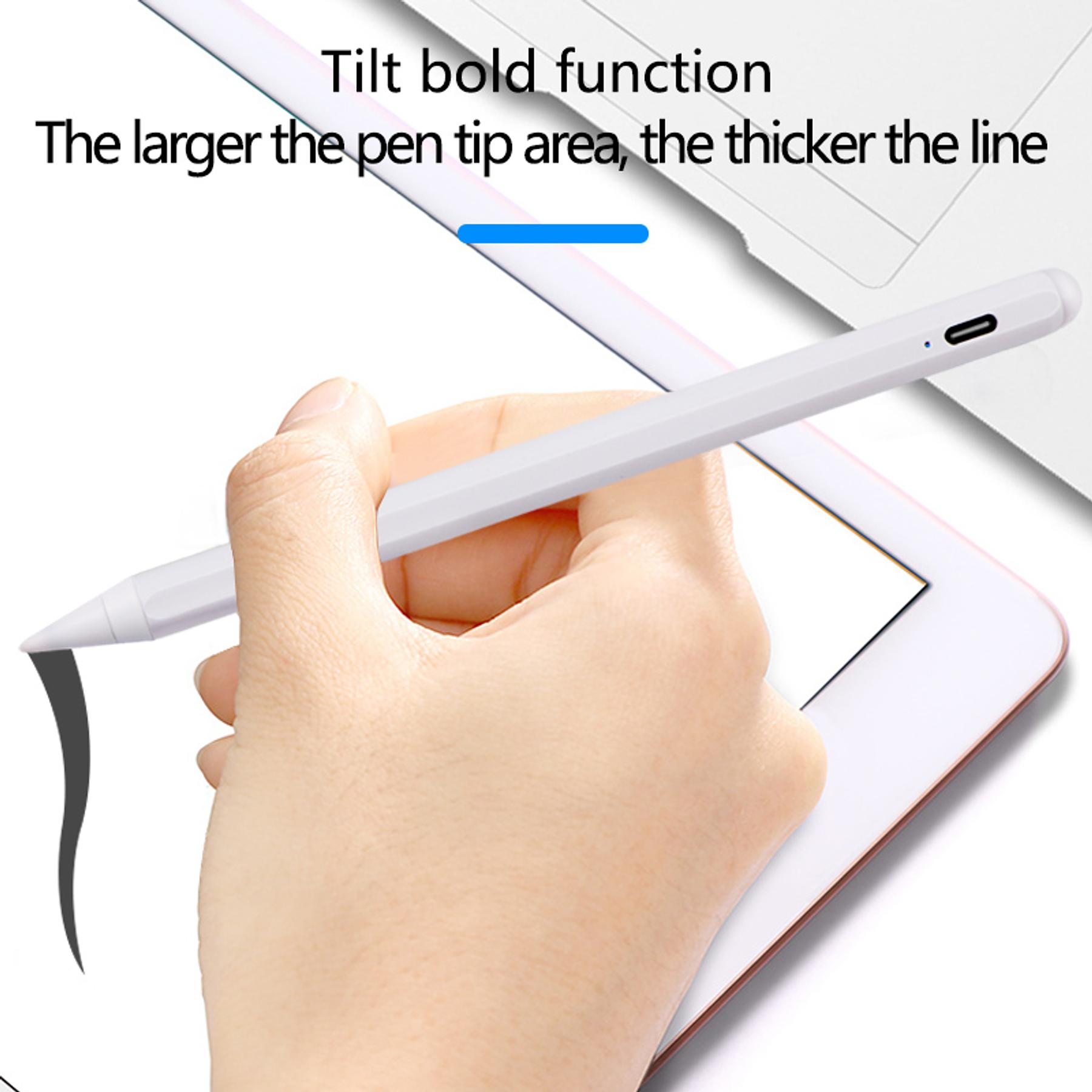 Lápiz Táctil para iPad (+2018) con Punta de Repuesto