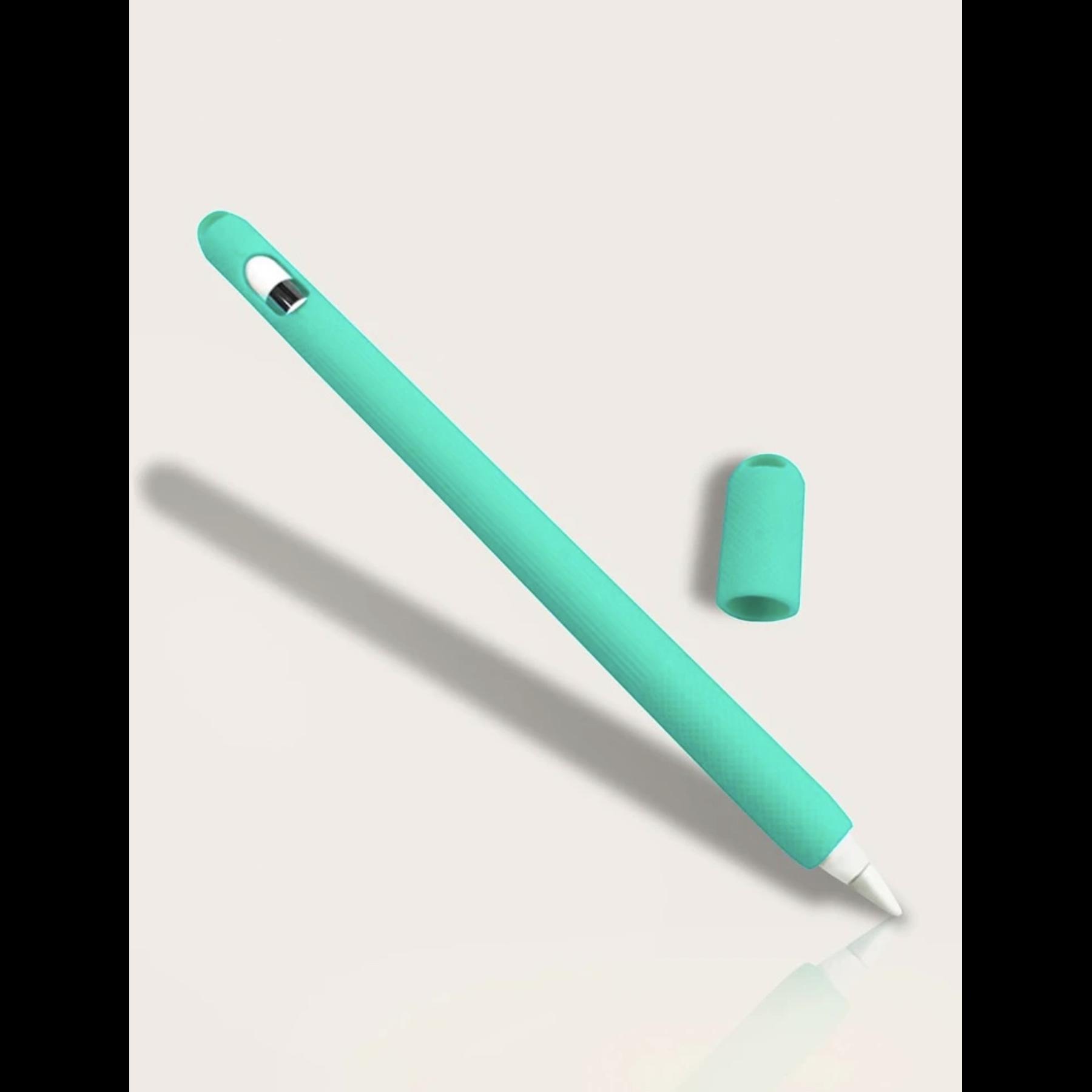 Protector Apple Pencil 1ra Generación - Celeste