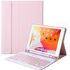 Funda + Teclado Rosado iPad 10,2